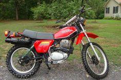 1979/80- Honda XL500
