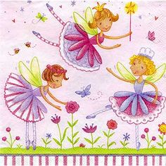 Fairy Birthday Box -