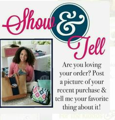 Lets see what you've got! www.mythirtyone.com/valerieweddle31