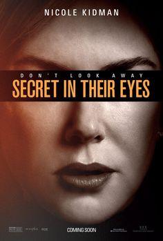 Secret in Their Eyes Poster Nicole Kidman