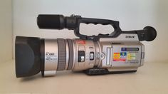 Video Camera, Camera Lens, Camcorder, Sony Electronics, Hi Fi System, Vintage Videos, Video Home, Technology Gadgets, Tv Videos
