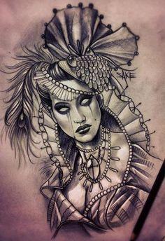 Roza Sake Tattoo Crew - Greece