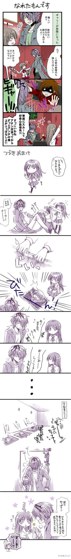 I always wondered what would have happened if they did this! I guess I'm not the only one! xD