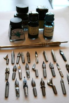 nibs and ink