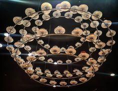 Cool #chandelier  @illycaffe #doha #cafe #cups #creative #qdf #qatar #qatardutyfree #dutyfree See more on Jay's Blog via http://bit.ly/29MGtjV