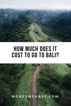Want to know how much does it cost to go to Bali? I break down the cost for a one week trip to this surprisingly affordable destination. **** Bali trip cost | cost to go to Bali for one week | Bali holidays | Bali tourism | Bali tours | Bali deals | Things to do in Bali | holiday in Bali | cheap holidays to Bali via @barrychoi