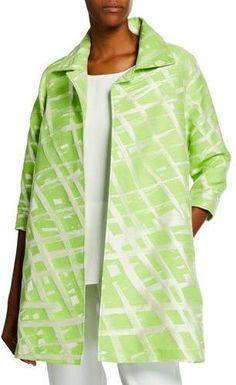 534c26740f9 Caroline Rose Plus Size Dare to Flair Jacquard Tunic | Products | Caroline  rose, Tunic, Tunic tops