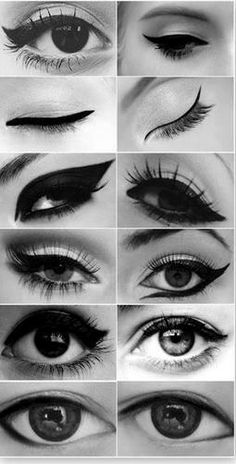 smokey cat eye makeup cat eye makeup tutorial cat eye makeup tips cat eye tutorial for beginners how to do cat eyes step by step with pictures smokey eye makeup cat eye makeup stencil how to do cat eyes with liquid eyeliner All Things Beauty, Beauty Make Up, Hair Beauty, Tips Belleza, Eye Make Up, Makeup Inspiration, Makeup Ideas, Makeup Tutorials, Makeup Guide