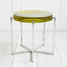 tinted lens table by McCollin Bryan