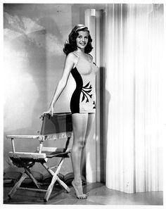 RITA HAYWORTH 1940s ~ photo at http://fan.tcm.com/_Rita-Hayworth/photo/14226291/66470.html?b==true