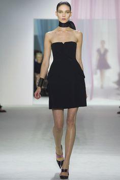 Kati Nescher au défilé Christian Dior