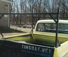 $35 Welded Steel Truck Rack