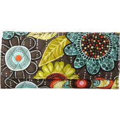 $42.00 Vera Bradley Trifold Wallet (Flower Shower) Wallet Handbags
