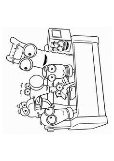 Meister Mannys Werkzeugkiste Ausmalbilder 8 | Theresas Lieblinge ...