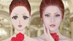 ☆ Chinatsu Cosplay Makeup Tutorial Ballroom e Youkoso ボールルームへようこそ ☆