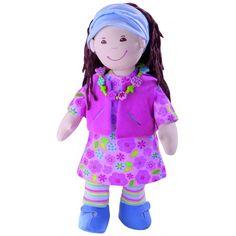 Haba soft doll Paola