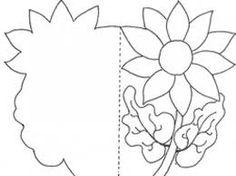 Día de la madre - 115192674335336013334 - Álbumes web de Picasa Parchment Design, Parchment Craft, Kirigami, Pop Bottle Crafts, Mother's Day Activities, Shaped Cards, School Art Projects, Kindergarten Art, Mothers Day Crafts