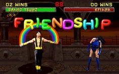 New trending GIF on Giphy. gaming friendship mortal kombat. Follow Me CooliPhone6Case on Twitter Facebook Google Instagram LinkedIn Blogger Tumblr Youtube