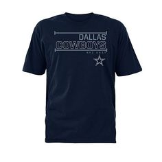 ca0435f4d Officially Licensed NFL Dallas Cowboys 3-in-1 T-Shirt Combo - 8724953