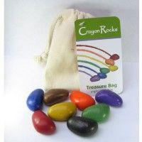 Crayon Rocks, Soy Crayons, 8 Colors
