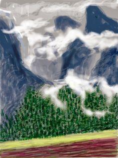 David Hockney(GBR) デヴィッド・ホックニー(英)