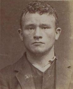 Percy Robertson was sent to Geelong Gaol for 7 months for obscene language on the 24th of November 1911. Percy is 24 in the photo.  #geelonggaolghosttours