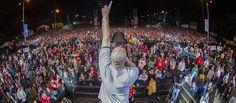 """Los Onabru - Festival Centro 2016. Los Onabru a.k.a Mito Urbano es una propuesta musical en la cual hacen parte 2 Mcs de la escena bogotana """"Phks Mc – P..."""