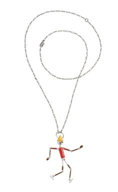Collana Pinocchio. #necklace #pinocchio Pinocchio, Tree Necklace, Pendant Necklace, Other Accessories, Eyewear, Fan Art, Watches, Disney, Collection