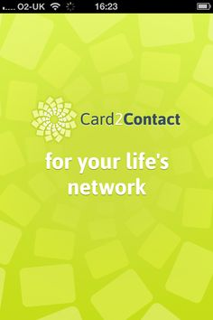 Card2Contact Android app officially launches on Oct -17th.  #Androidapp #Android http://www.card2contact.com/