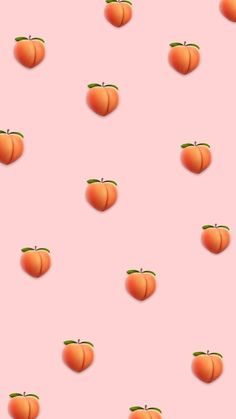 Backgrounds for iPhone Peach Wallpaper, Cute Emoji Wallpaper, Phone Screen Wallpaper, Pink Wallpaper Iphone, Aesthetic Iphone Wallpaper, Cool Wallpaper, Aesthetic Wallpapers, Simple Phone Wallpapers, Cute Backgrounds For Iphone