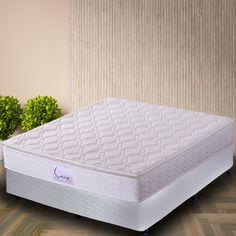 Luxo Diana Premium Pillow Top Pocket Spring Latex Mattress King Online Australia