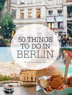 The best things to do in Berlin, Germany! A list of the weird, wonderful and alternative for travelers of all kinds. #germanytravel