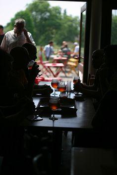 Cafe in Brouwerij