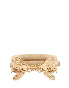 Enlarge ASOS CURVE Bug Buckle Waist Belt