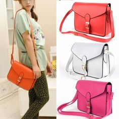 Lady Designer Satchel Shoulder Bags Messenger Purse Handbag Tote Bag