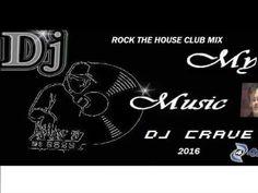 ROCK THE HOUSE CLUB MIX 2016 House Club, Dj Disco, Equipment For Sale, Apc, Music, Youtube, Musica, Musik, Muziek