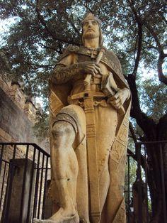 Estatua. Cordoba, España