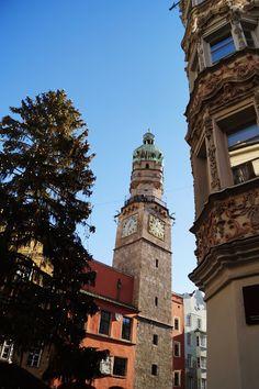 Innsbruck, Austria Innsbruck, San Francisco Ferry, Austria, Europe, Building, Travel, Viajes, Buildings, Destinations