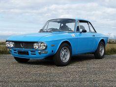 Lancia Fulvia Coupe HF (1970)