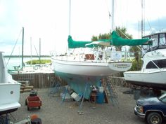 1976 Morgan Starrett Jenks Sail New and Used Boats for Sale -