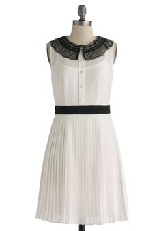 Classical Theory Dress, #ModCloth