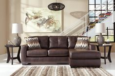 The Alliston DuraBlend Sofa from Ashley Furniture