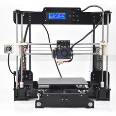 2016 Upgraded Quality High Precision Acrylic Reprap Prusa i3 DIY 3D Printer
