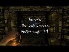 Amnesia The Dark descent Walkthrough PART 1 - WHATCH THE VIDEO HERE:  - http://videogamestube.co/amnesia-the-dark-descent-walkthrough-part-1/ -