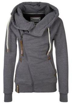 Naketano Hoodie antracit Grey, the nicest hoodie i've ever seen :)