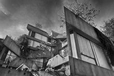 Cité des Étoiles // Givors // France // 1974-1981 // Architect Jean Renaudie  [OC][2048x1378] http://ift.tt/2hu8OOX