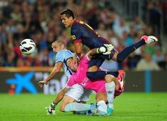 Alexis, -Barca- | Victoria ante Granada 0-2 FC Barcelona. 22.09.12.