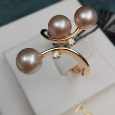 Gioielleria Bagnoli: BUON SANTO STEFANO! Pearl Earrings, Jewelry, Fashion, Rose Gold, Bead, Moda, Pearl Studs, Jewlery, Jewerly
