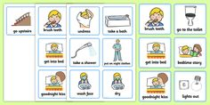 Image result for clipart for getting ready for bed