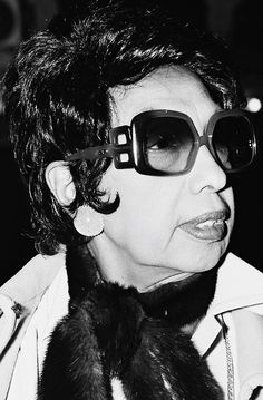 Josephine Baker in Paris, 1975